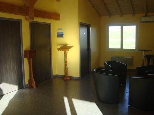 Salle d'accueil Etchart